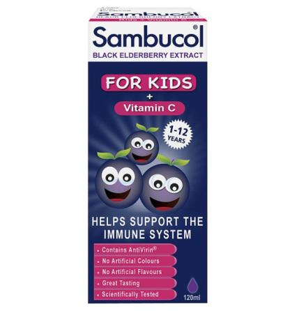 Sambucol för barn