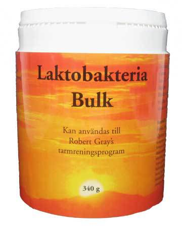 Laktobakteria Bulk, tarmrensning