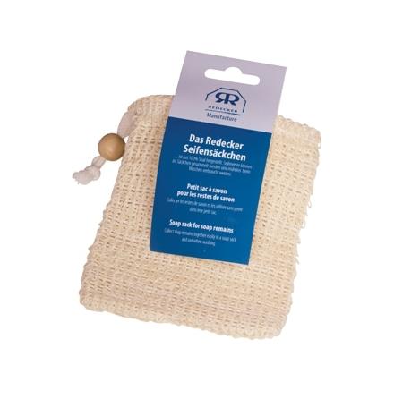 Tvålpåse i sisal - använd dina tvålrester!