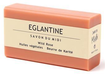 Vildros, ekologisk tvål med sheasmör, Savon du Midi