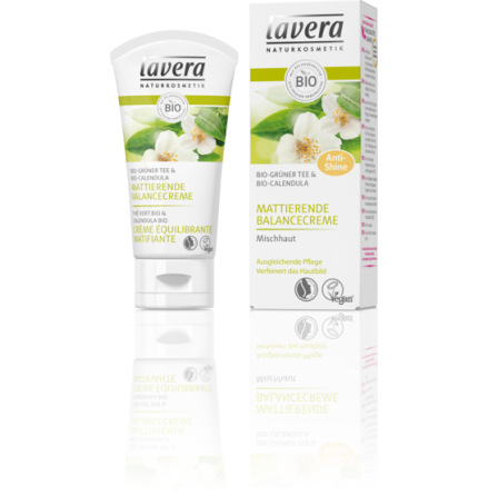 Lavera Faces mattifying balancing cream
