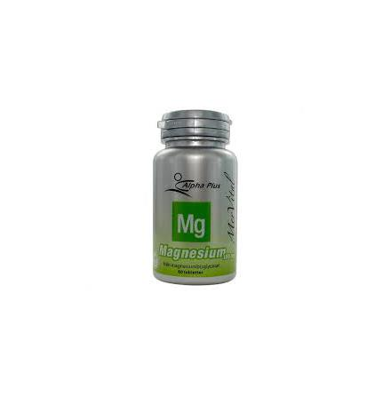 Magnesium MerVital, 60 tabletter Alpha Plus