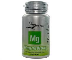 Magnesium MerVital, 60 tabletter Alpha Plus