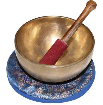 tibetansk klangskål 12 cm diameter